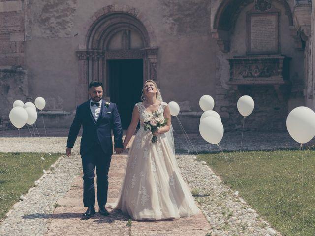 Il matrimonio di Denis e Giada a Trento, Trento 31