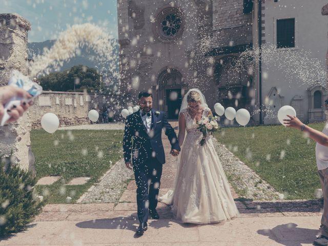 Il matrimonio di Denis e Giada a Trento, Trento 32