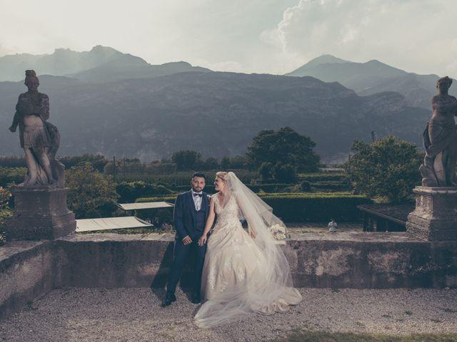 Il matrimonio di Denis e Giada a Trento, Trento 51