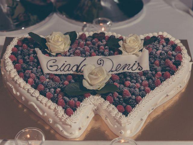 Il matrimonio di Denis e Giada a Trento, Trento 54