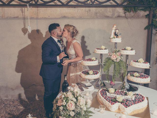 Il matrimonio di Denis e Giada a Trento, Trento 55
