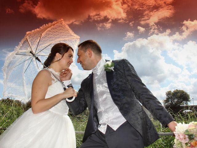 Il matrimonio di Giuseppe e Rebecca a Castel Gandolfo, Roma 12