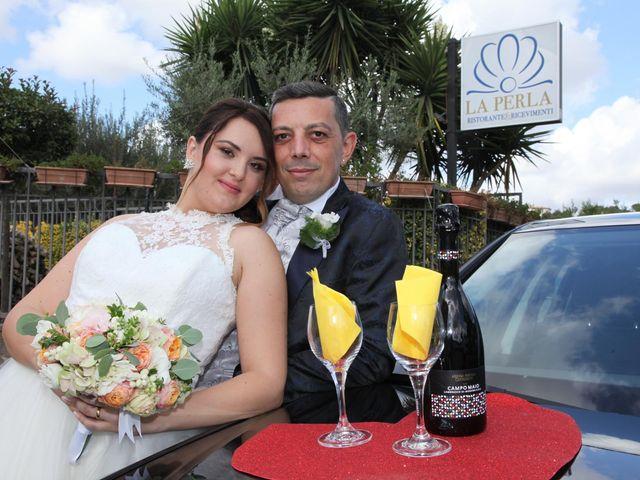 Il matrimonio di Giuseppe e Rebecca a Castel Gandolfo, Roma 19