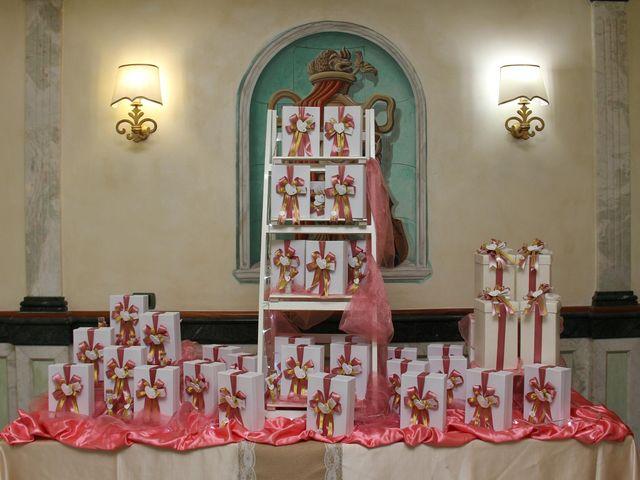 Il matrimonio di Giuseppe e Rebecca a Castel Gandolfo, Roma 20