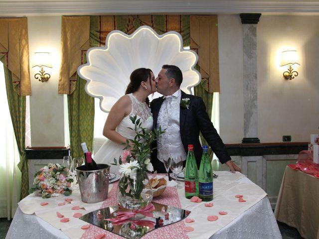 Il matrimonio di Giuseppe e Rebecca a Castel Gandolfo, Roma 22