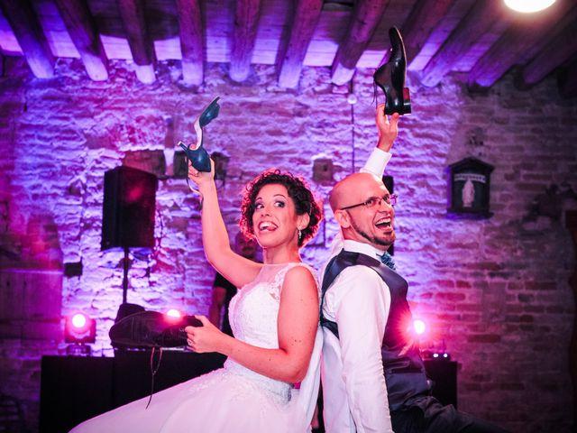 Le nozze di Lisa e Mauro