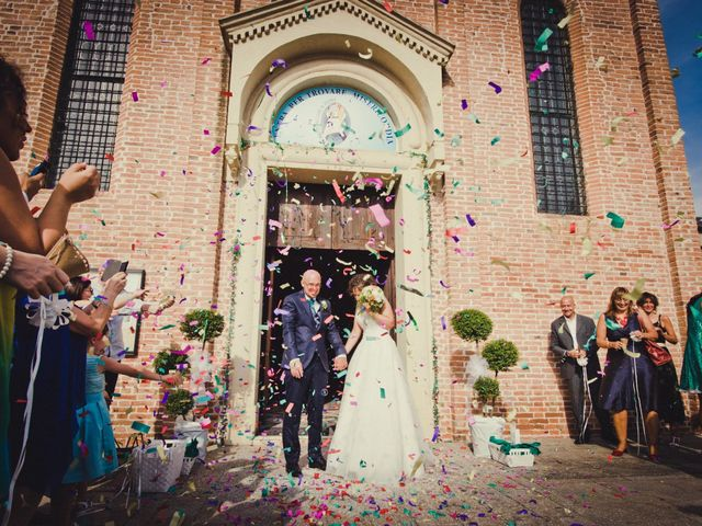 Il matrimonio di Mauro e Lisa a Padova, Padova 35