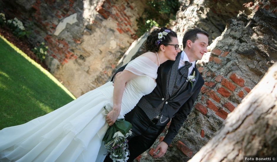 Il matrimonio di Gabriele e Chiara a Susa, Torino