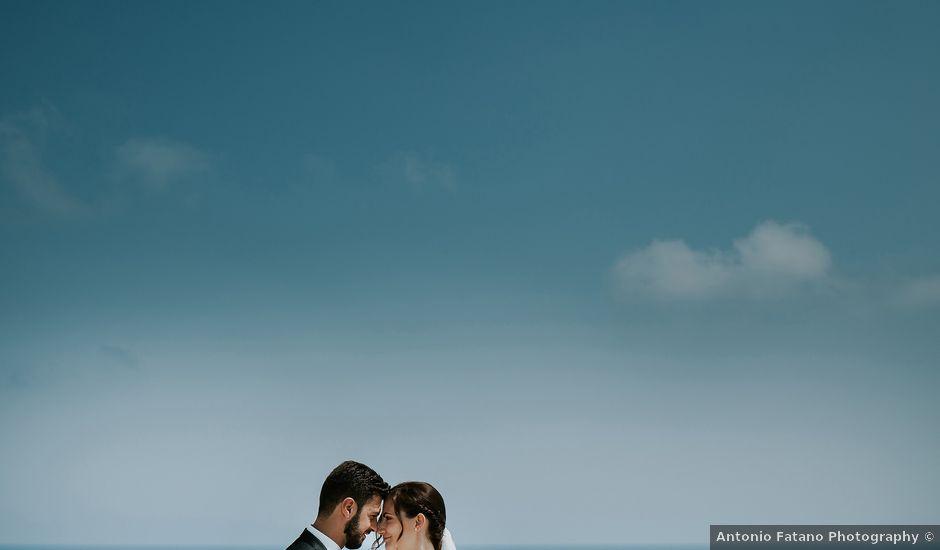Il matrimonio di Matteo e Anna a Lecce, Lecce