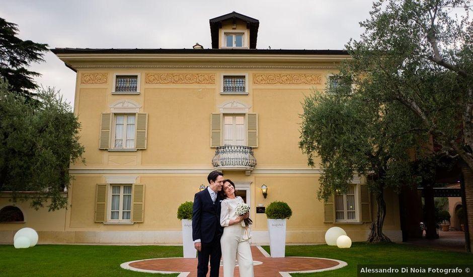 Il matrimonio di Mimmo e Caterina a Monticelli Brusati, Brescia