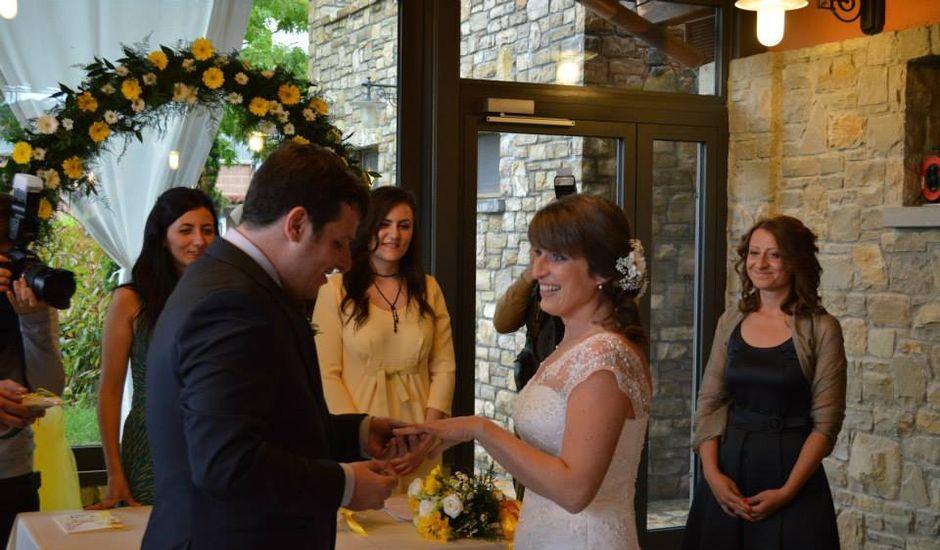 Il matrimonio di Guido e Yuliana a Albano Sant'Alessandro, Bergamo