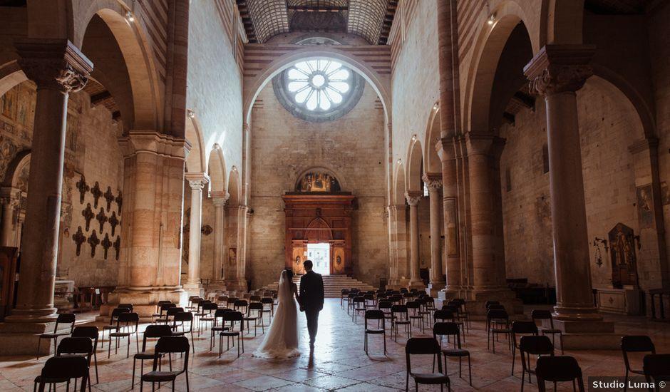 Il matrimonio di Luca e Lisa a Verona, Verona