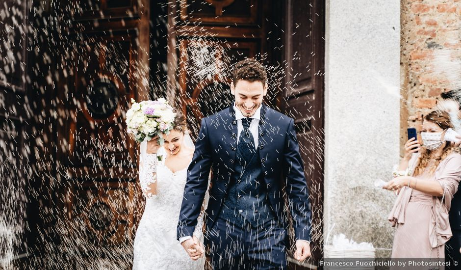 Il matrimonio di Davide e Sasha a Milano, Milano