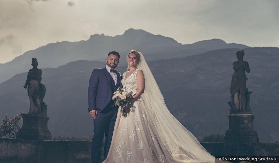 Il matrimonio di Denis e Giada a Trento, Trento