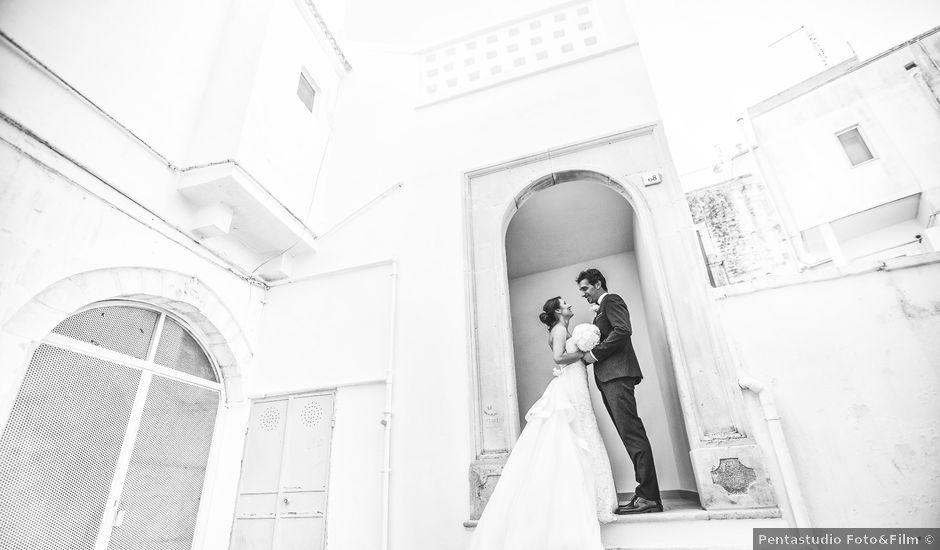 Il matrimonio di Domenico e Valentina a Noci, Bari