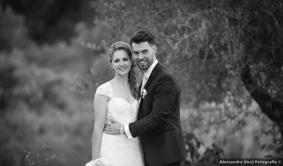 Il matrimonio di Alessio e Maria Rosa a Vibo Valentia, Vibo Valentia