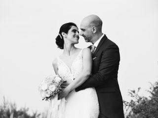 Le nozze di Maria Grazia e Roberto