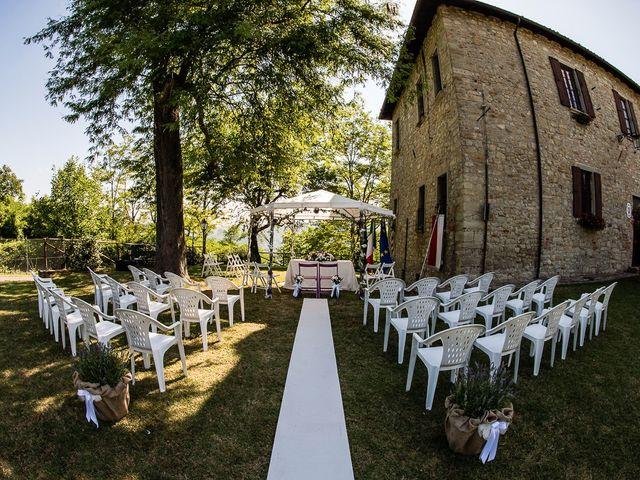 Il matrimonio di Matteo e Chiara a Fortunago, Pavia 1