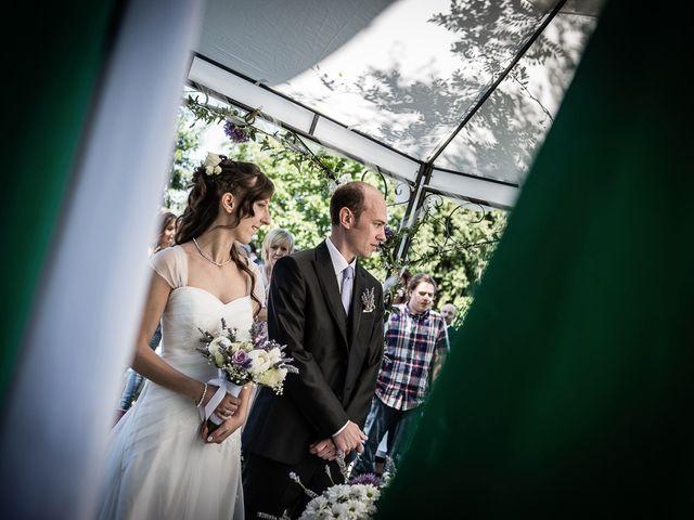 Il matrimonio di Matteo e Chiara a Fortunago, Pavia 8