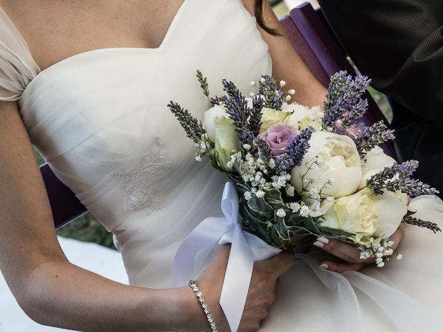 Il matrimonio di Matteo e Chiara a Fortunago, Pavia 9