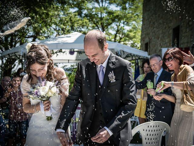 Il matrimonio di Matteo e Chiara a Fortunago, Pavia 18