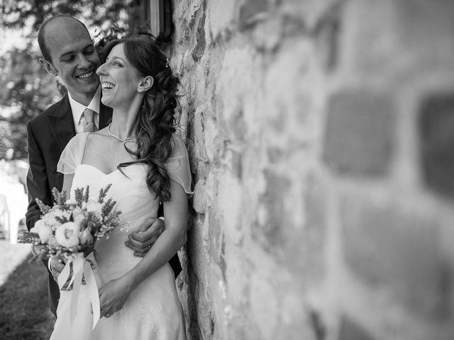 Il matrimonio di Matteo e Chiara a Fortunago, Pavia 24