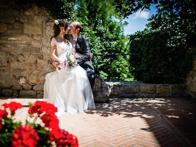 Il matrimonio di Matteo e Chiara a Fortunago, Pavia 26