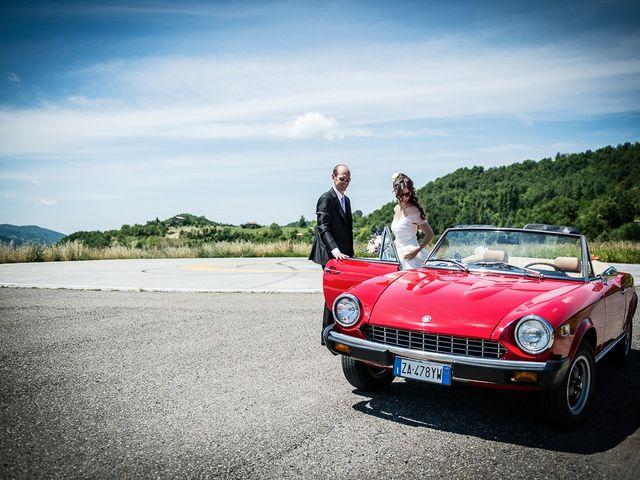 Il matrimonio di Matteo e Chiara a Fortunago, Pavia 31
