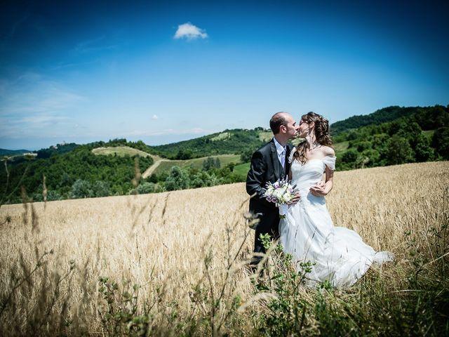 Il matrimonio di Matteo e Chiara a Fortunago, Pavia 32