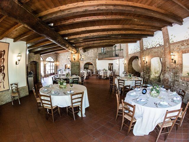 Il matrimonio di Matteo e Chiara a Fortunago, Pavia 34