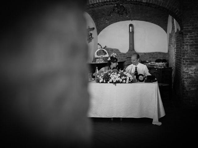 Il matrimonio di Matteo e Chiara a Fortunago, Pavia 40