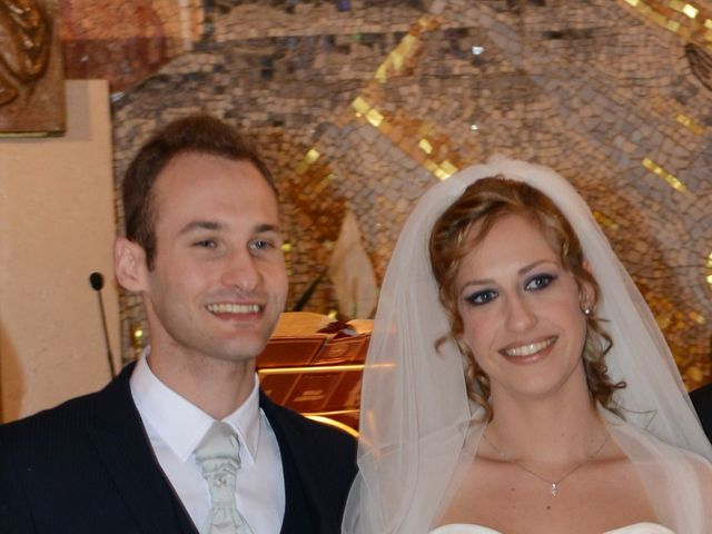 Il matrimonio di Emanuele e Giada a Milano, Milano 12