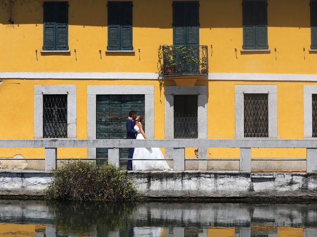 le nozze di Lucrezia e Luca