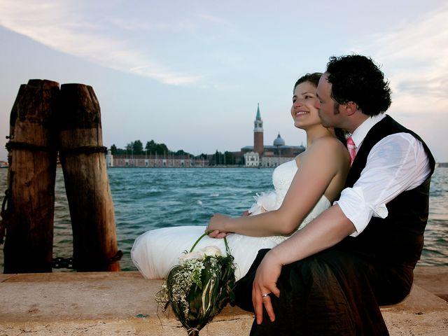 le nozze di Paolo e Karin