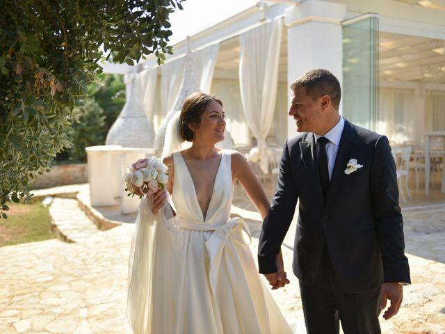 le nozze di Domenico e Alessandra
