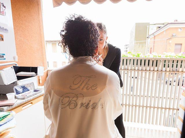 Il matrimonio di Davide e Federica a Fiumicello, Udine 11
