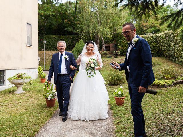 Il matrimonio di Davide e Federica a Fiumicello, Udine 18