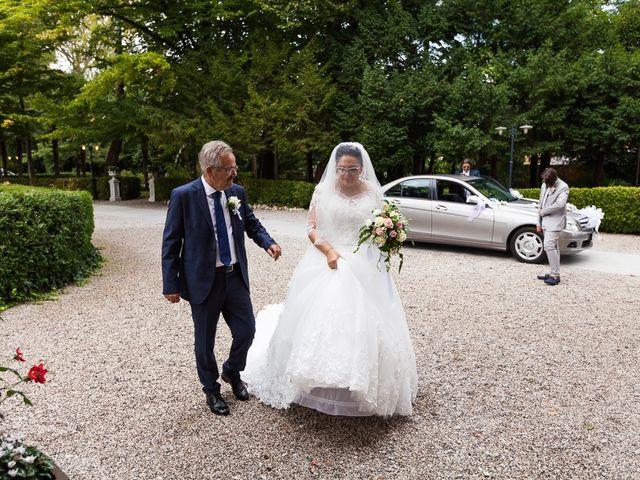 Il matrimonio di Davide e Federica a Fiumicello, Udine 20