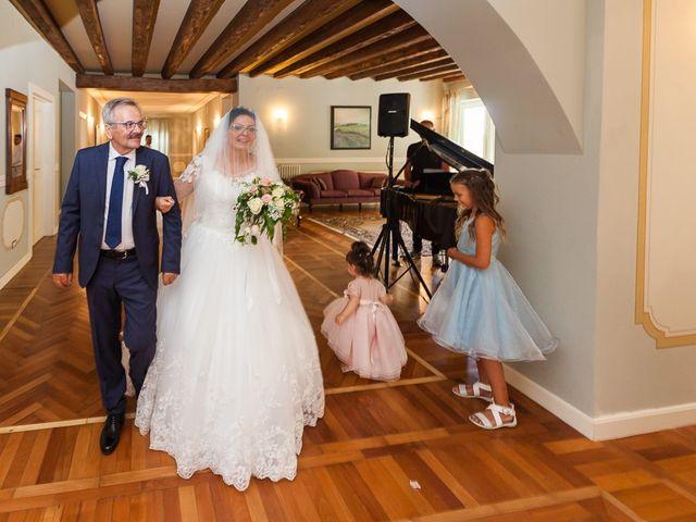 Il matrimonio di Davide e Federica a Fiumicello, Udine 21