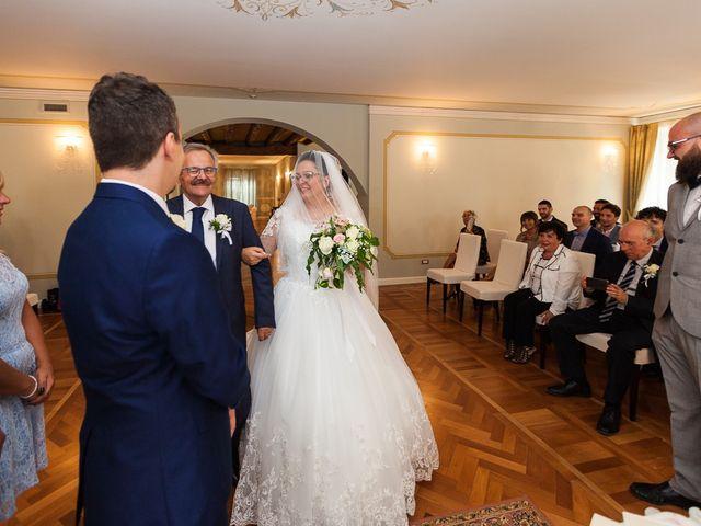 Il matrimonio di Davide e Federica a Fiumicello, Udine 22