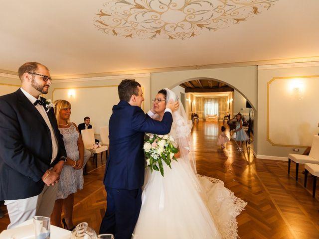 Il matrimonio di Davide e Federica a Fiumicello, Udine 23