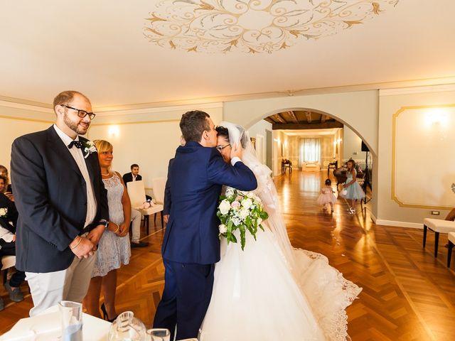Il matrimonio di Davide e Federica a Fiumicello, Udine 24