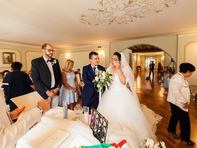 Il matrimonio di Davide e Federica a Fiumicello, Udine 25
