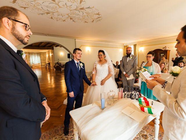 Il matrimonio di Davide e Federica a Fiumicello, Udine 27