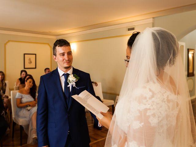 Il matrimonio di Davide e Federica a Fiumicello, Udine 30