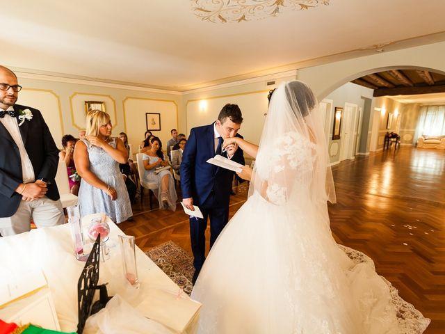 Il matrimonio di Davide e Federica a Fiumicello, Udine 31