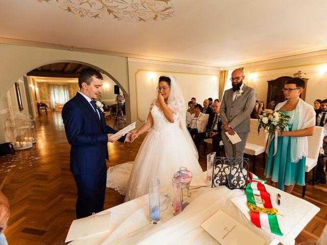 Il matrimonio di Davide e Federica a Fiumicello, Udine 32