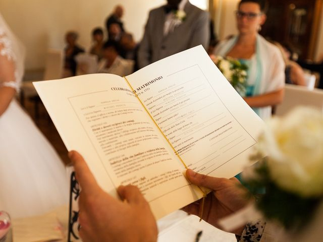 Il matrimonio di Davide e Federica a Fiumicello, Udine 33