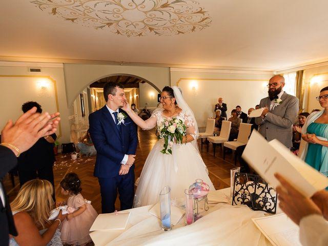 Il matrimonio di Davide e Federica a Fiumicello, Udine 34