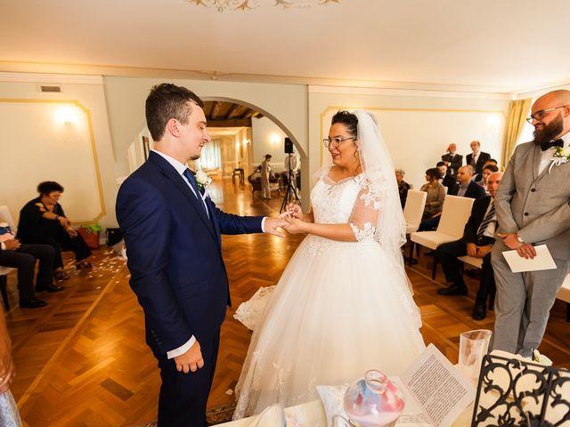 Il matrimonio di Davide e Federica a Fiumicello, Udine 36